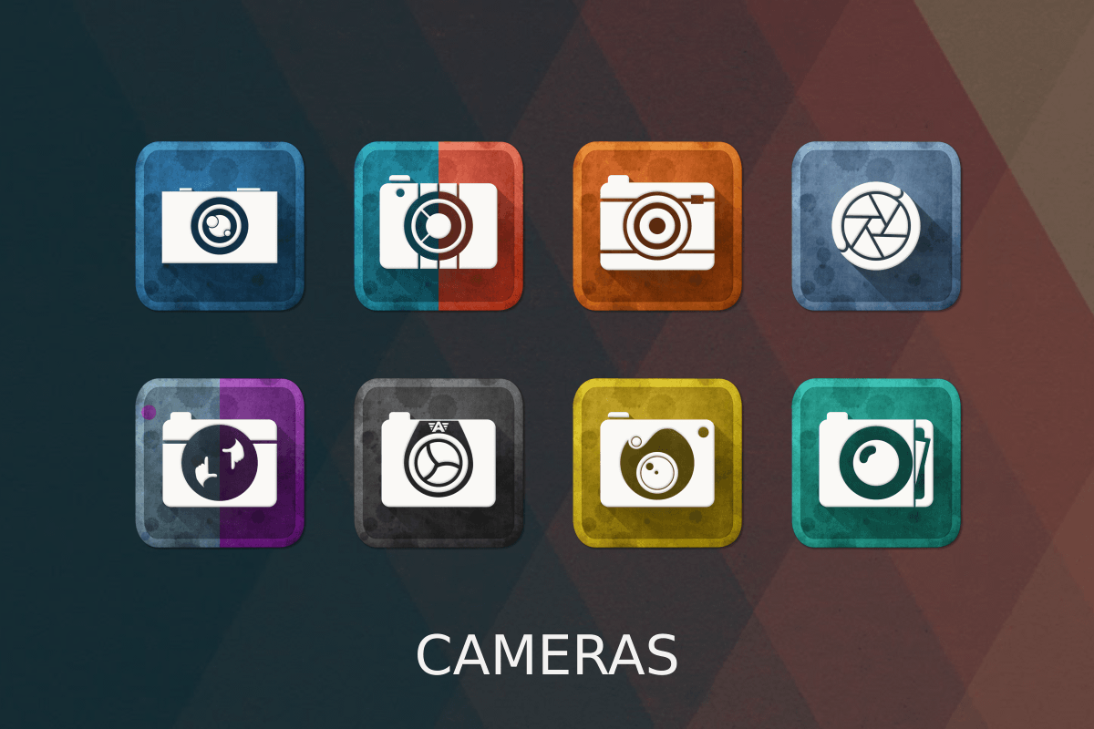 Vintage Icon Pack Screenshot 9