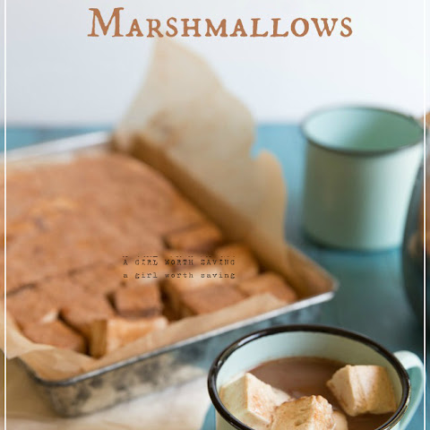 Cinnamon Covered Paleo Marshmallows + The Gelatin Secret