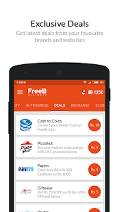 App Ultimate FreeB - Free Recharge APK for Windows Phone