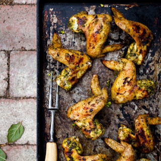 Turmeric Chicken Wings Recipes