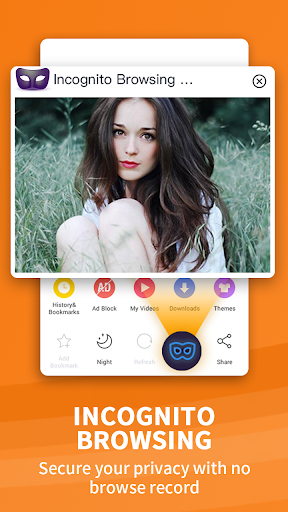 UC Browser - Fast Download Private & Secure screenshot 5