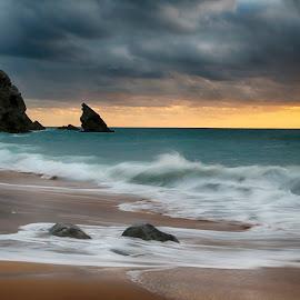 by Edmundo Manuel - Landscapes Beaches