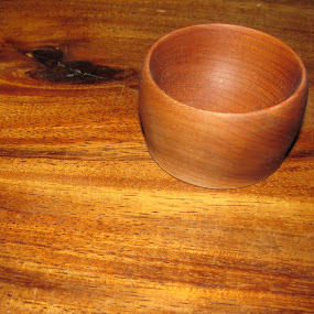 Wood Bowl by Andrew Hancock - Novices Only Objects & Still Life