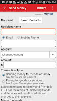 Screenshot of Tech CU Mobile Banking
