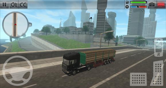 Truck Simulator : City for pc