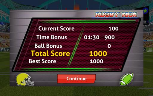 Rugby Kick - screenshot