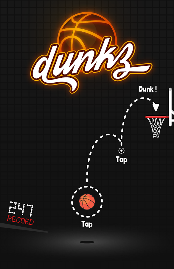 Dunkz Screenshot 5