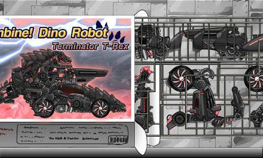 Terminator T-Rex - Dino Robot APK for Lenovo