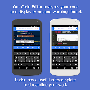 Our Code Editor Premium- screenshot thumbnail