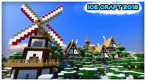 Ice Craft : Winter Crafting and Survival For PC