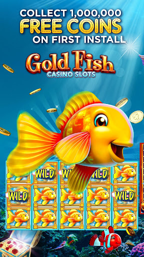 Gold Fish Casino – Free Slots Machines screenshot 1