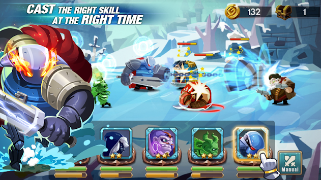 We Heroes - Born To Fight APK screenshot thumbnail 16