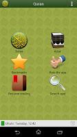 Screenshot of Quran Lite (Pickthall)