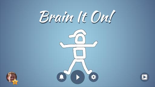 Brain It On! - Physics Puzzles screenshot 5