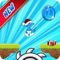 Free Super Smurfy Adventure Run APK for Windows 8