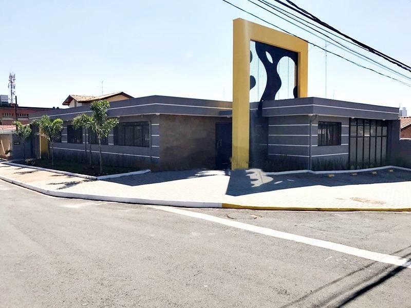 Excelente Casa Comercial à venda por R$ 1.480.000 - Jardim Carlos Gomes - Campinas/SP