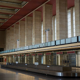 Tempelhof Airport, Berlin by Lori Rider - Buildings & Architecture Other Interior