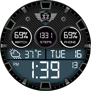 Download VIPER 12 Watchface for WatchMaker For PC Windows and Mac