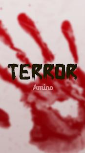 Terror Amino em Português APK for Bluestacks