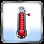 Galaxy Thermometer & Sensors Icon