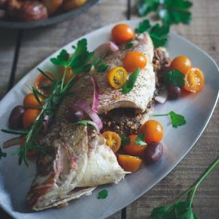 Baked Greek Snapper Recipes
