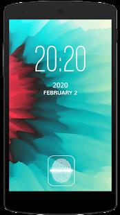 App Fingerprint Lock Screen Simulator APK for Kindle