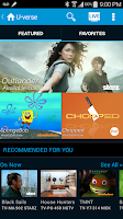 Screenshot of AT&T U-verse