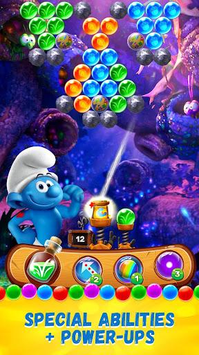 Smurfs Bubble Shooter Story screenshot 5