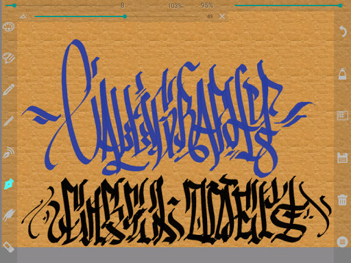 Calligrapher Pro - screenshot