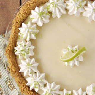 The Perfect Key Lime Pie