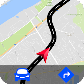 GPS Maps Navigation - Location Tracker