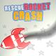 rescue rocket crash