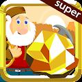 Game Gold Miner Super apk for kindle fire