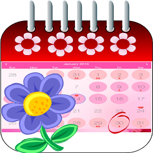 Period Tracker calendar - Ovulation & Fertility