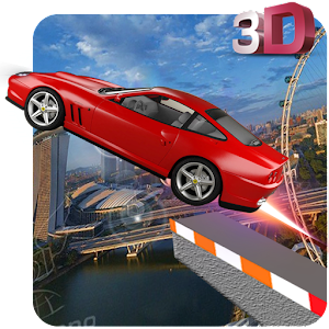 Download Impossible Car Roof Jumping Tracks 3d for PC