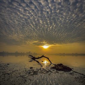 sunrise moment  by Jun Hao - Landscapes Waterscapes ( landscape 2015 )