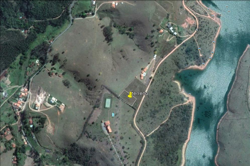Lindo terreno à represa - Piracaia