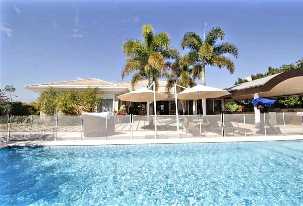 Casa com 4 dormitórios à venda, 710 m² por R$ 4.500.000 - Fazenda Vila Real de Itu - Itu/SP