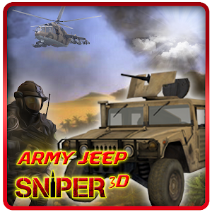 Army Jeep Sniper 3D For PC (Windows & MAC)
