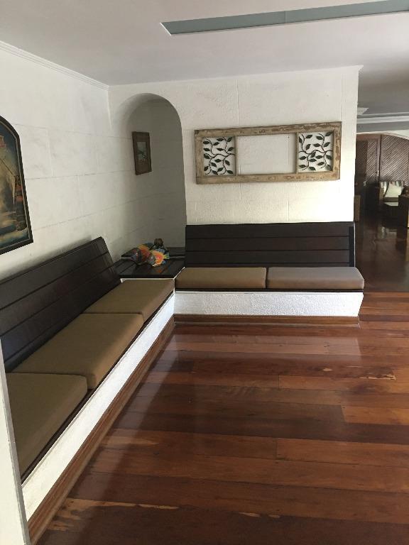 Apartamento com 1 dormitório à venda, 50 m² por R$ 249.000,00 - Pitangueiras - Guarujá/SP