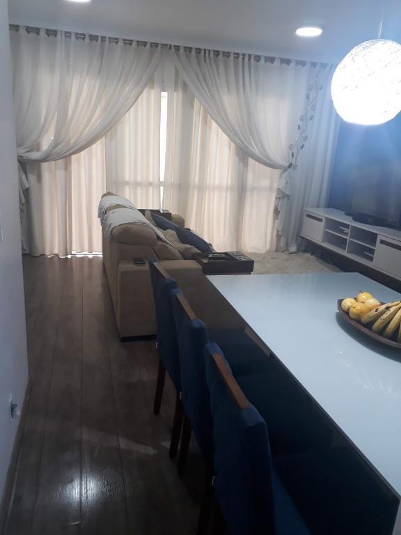 Apartamento à Venda - Jardim Piqueroby