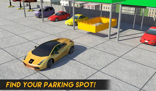 Multi-Storey Car Parking Spot - screenshot