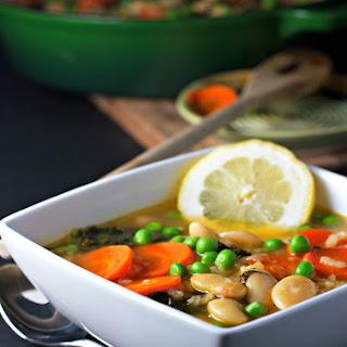 Dill Green Pea Soup Recipes