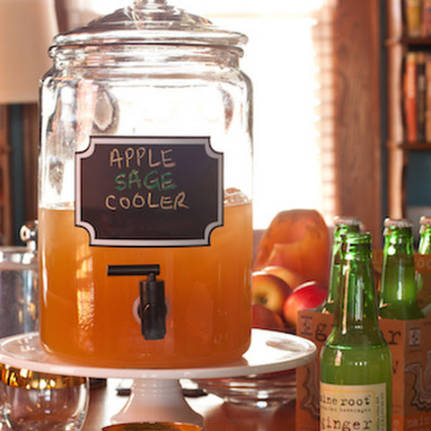Apple Sage Cooler