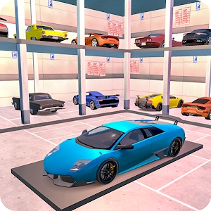 Multi Level Smart Car Parking Mania: Parking Games For PC (Windows & MAC)