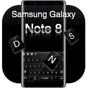 Keyboard for Galaxy note8