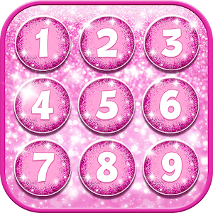 Download Pink Glitter Lock Screen For PC Windows and Mac