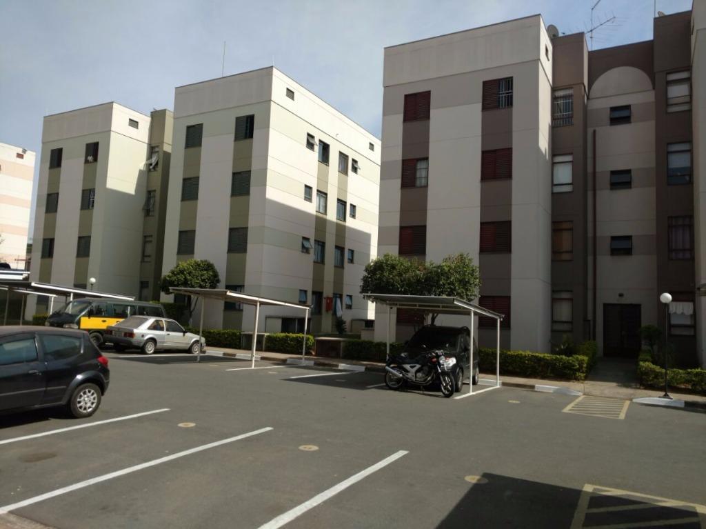 Apartamento  residencial à venda, Recanto do Sol I, Campinas...