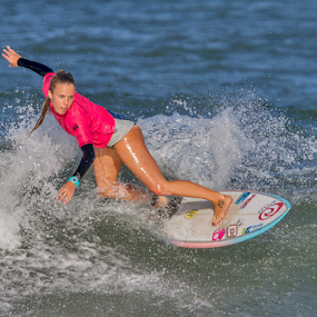 by Nobby Clarke - Sports & Fitness Surfing ( 2015_sa_surfing_champs, richards_bay, surfing, alkandstrand )