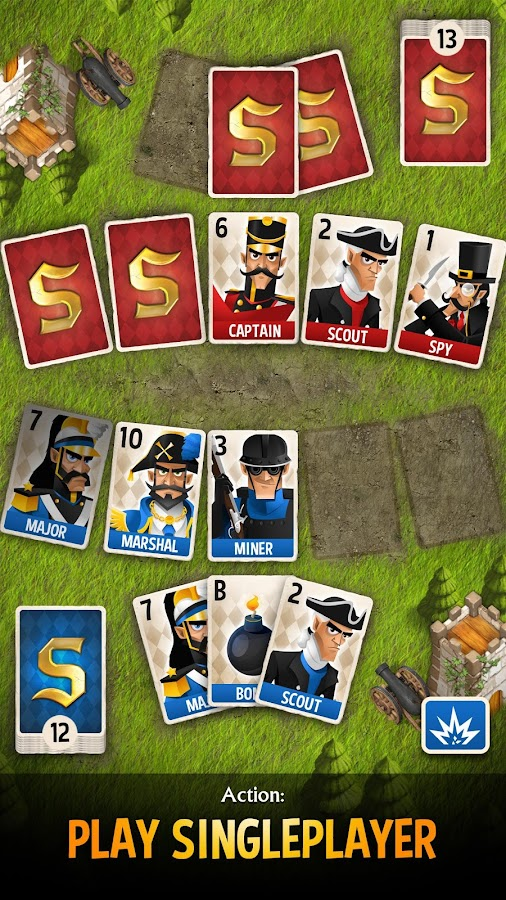 Stratego® Battle Cards Screenshot 1